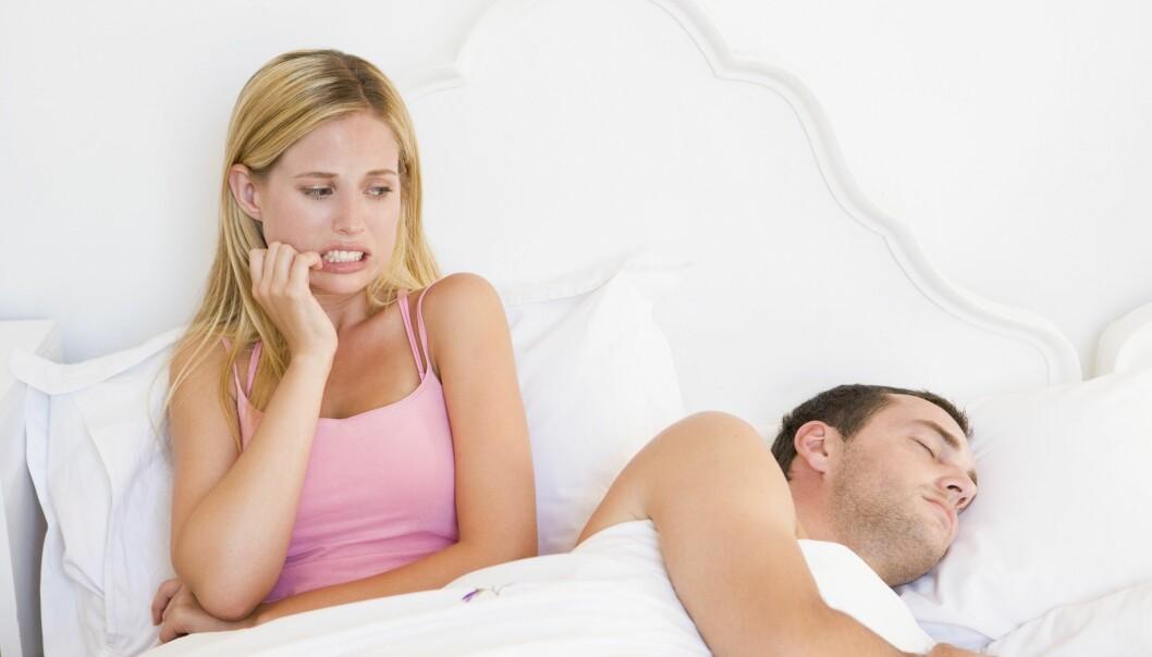 Kvinner angrer oftere enn menn etter sex. (Illustrasjonsfoto: Colourbox)