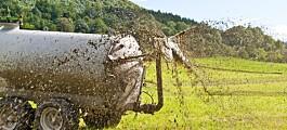 – Resirkulering av kloakken er viktig for å få nok mat