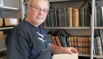 Einar Timdal. (Foto: Eivind Torgersen)