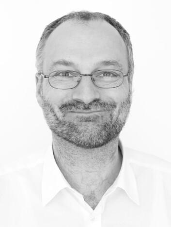 Psykologiprofessor Rolf Reber ved Universitetet i Oslo. (Foto: UiO)