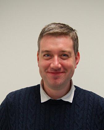 Stephen Matthew Platt er forsker ved NILU. (Foto: NILU)