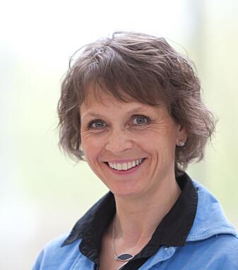 Cathrine Lund Myhre er forsker ved NILU. (Foto: Ingar Næss)