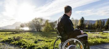 Hvorfor drømmer jeg aldri om rullestolen min?