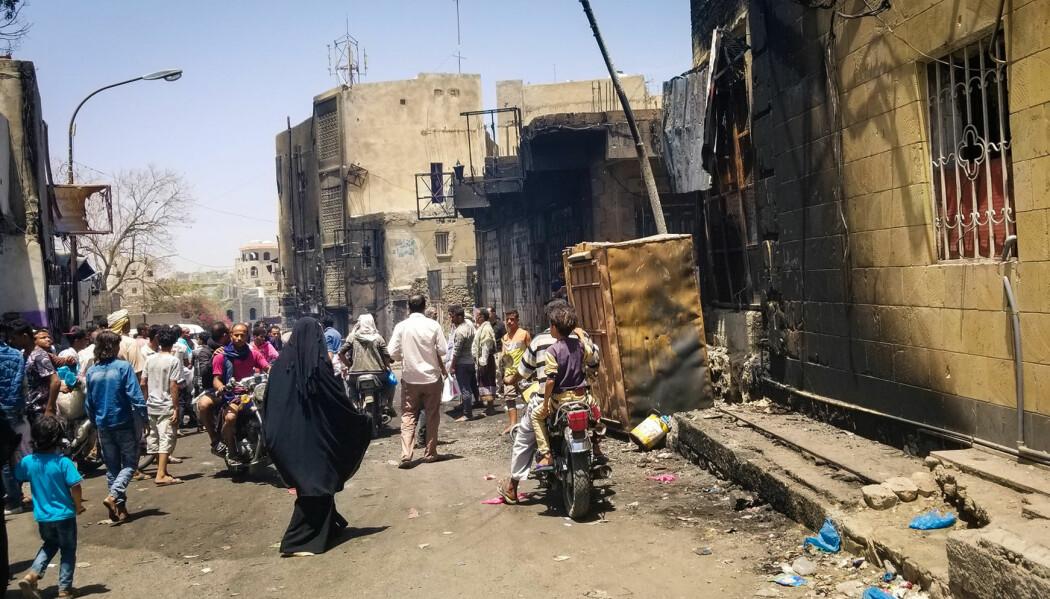 Den internasjonale krigen i Jemen startet i 2015, men konfliktene har vart mye lenger. (Foto: Shutterstock/NTB scanpix)