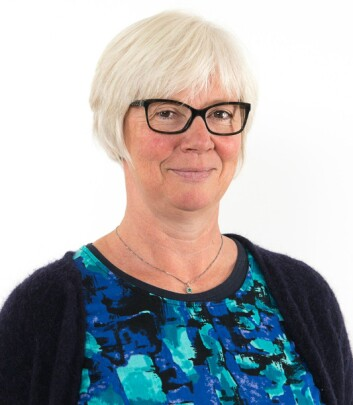 Seniorforsker Nina Svae Johansen. (Foto: NIBIO)