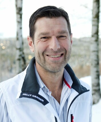 Professor Ulf Ekelund ved Norges idrettshøgskole. (Foto: NIH)