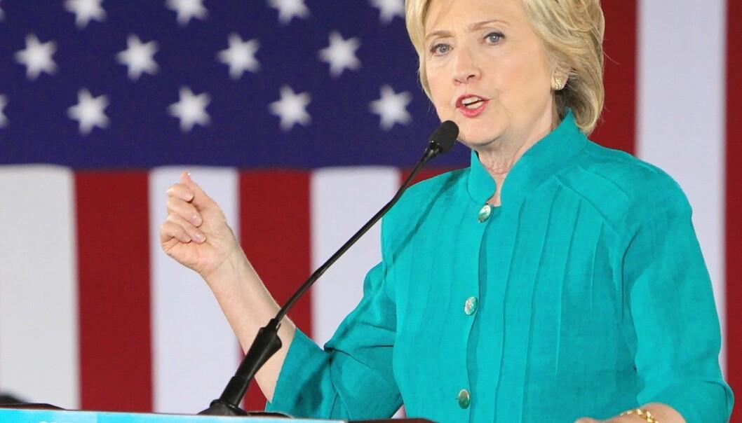 Kan hvem som helst takle presidentembetet i USA? Absolutt ikke, mener eksperter. (Foto: Splash News / NTB Scanpix)