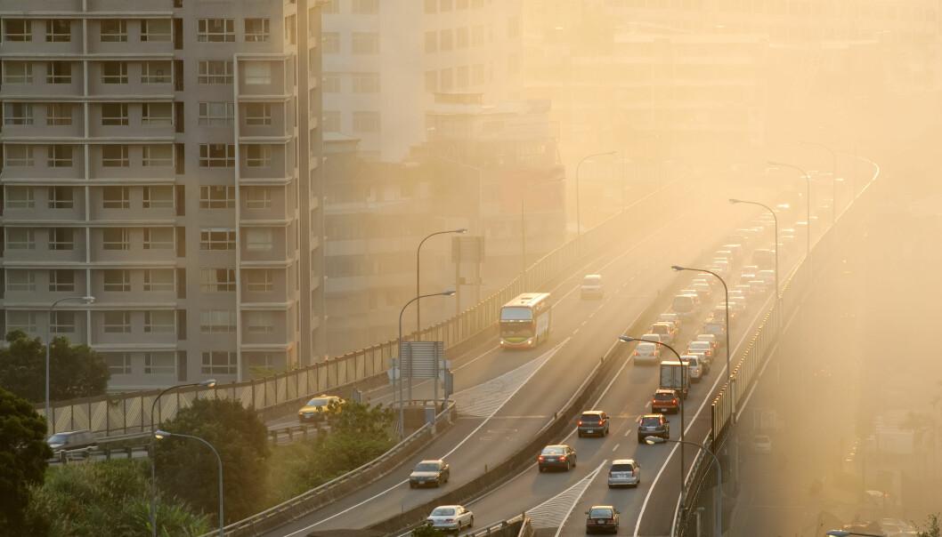 Forurensing har maskert, eller skjult, deler av oppvarmingen fra utslipp av klimagasser. Det forteller en av forfatterne bak en ny studie. (Illustrasjonsfoto: elwynn / Shutterstock / NTB scanpix)
