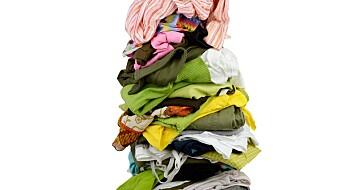 Vet du hvor mange klesplagg du har?
