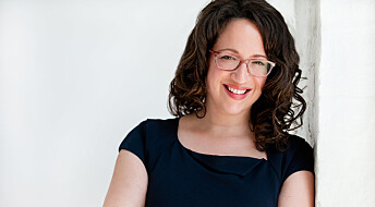 Trendforsker Amy Webb om kunstig intelligens: - Privatlivet vårt er slutt, og det bør skremme oss
