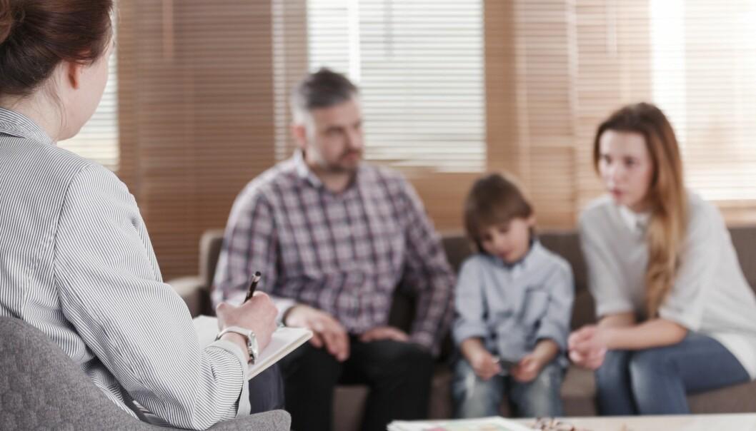 Det er viktig at barn med atferdsvansker får hjelp tidlig, mener forskerne ved NUBU. (Foto: Photographee.eu / Shutterstock / NTB scanpix)
