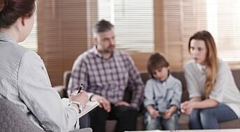 Foreldrerådgivning kan gi mindre angst og depresjon hos barn med atferdsvansker
