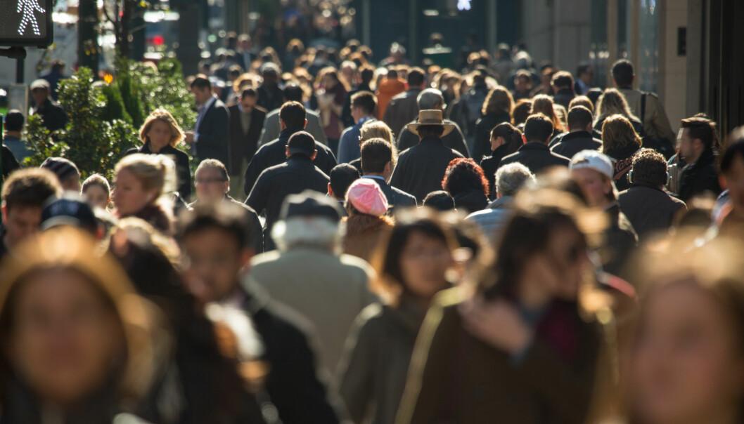 – Siden 1960-årene har vi vært bekymret for overbefolkningen. Men nå er det flere steder slik at vi folk ikke får nok barn til å erstatte seg selv, påpeker forsker.(Illustrasjonsfoto: blvdone / Shutterstock / NTB scanpix)
