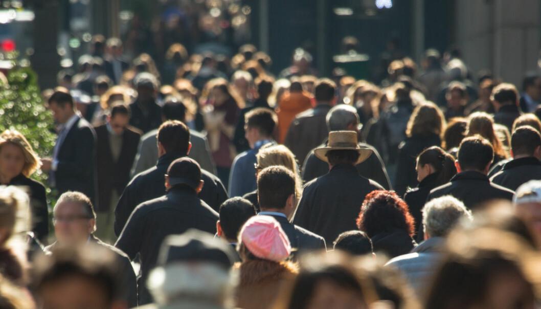 Tror verdens befolkning kan synke snart