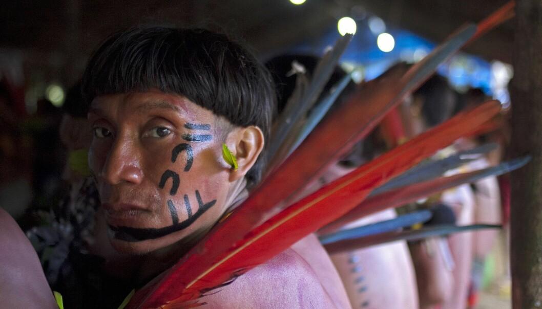 Napoleon Chagnon er en av de ledende antropologene i vår tid. Han publiserte sin berømte Yanomamö – The Fierce People i 1968. Han levde blant Yanomamö-folket i lange perioder helt opp til på 1990-tallet. (Foto: Reuters, Odair Leal, NTB scanpix)