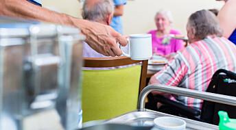Frivillig innsats gjør ikke eldreomsorgen billigere