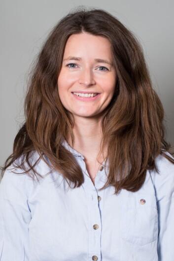 Psykolog og forsker Kristin Alve Glad. (Foto: NKVTS)
