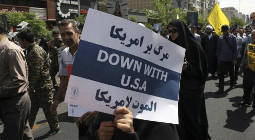 Ekspert: Vanskelig humanitær situasjon i Iran