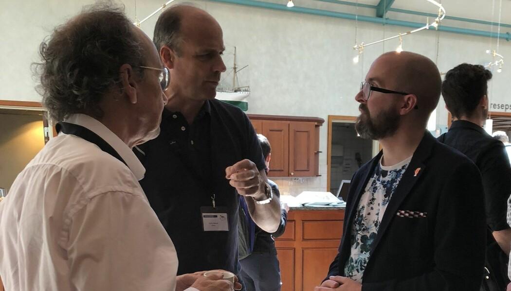 Scandinavian Symposium on Chemometrics er en internasjonal konferanse. Den er en vesentlig del av Chemometrics in Scandinavia og arrangeres annethvert år. Deltakerne kommer fra både akademia og næringsliv. (Foto: Wenche Aale Hægermark).
