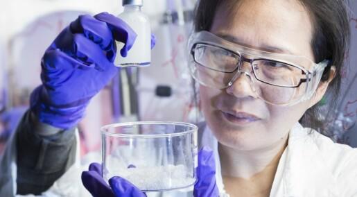 Nanopartikler kan presse ut enda mer olje