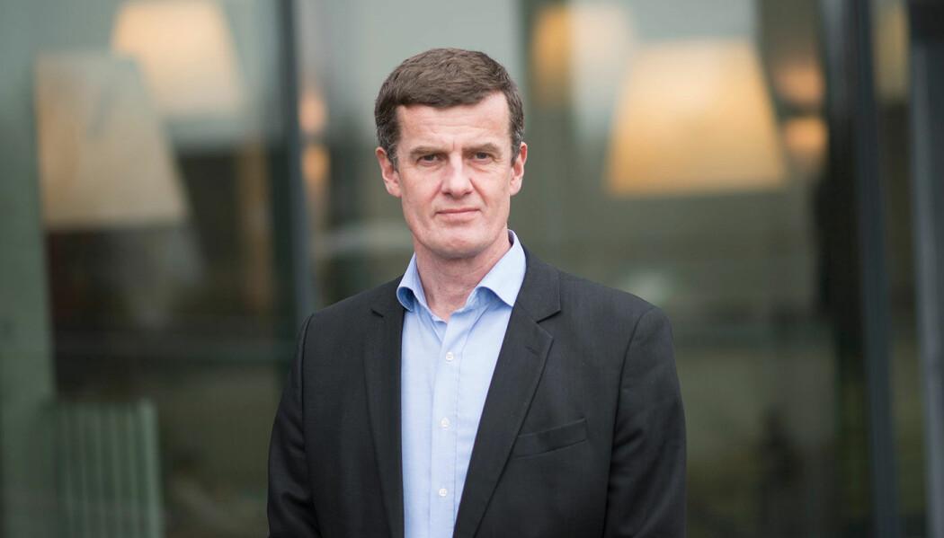 Klaus Mohn har vært kapitalforvaltar, rådgjevar og sjeføkonom i Statoil. Seinare forlet han selskapet for å forfølge faglege interesser og ble professor i samfunnsøkonomi ved Handelshøgskolen ved UiS. (Foto: Mari Hult)