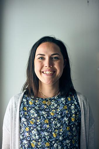 Tromsøværingene spiser for mye mettet fett og for lite fiber, mener Marie Wasmunth Lundblad. (Foto: UiT)