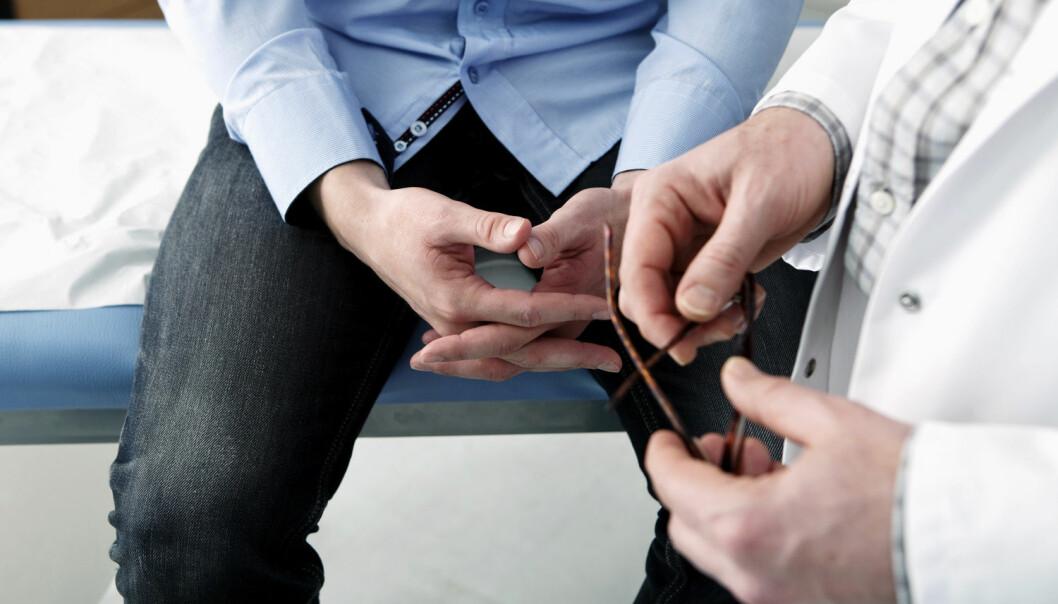 En av åtte menn i Norge får prostatakreft. Tusen norske menn dør av sykdommen hvert år. Kreftspesialister har lenge hatt mistanke om at gener kan spille en viktig rolle.  (Illustrasjonsfoto: Image Point Fr/Shutterstock/NTB scanpix)