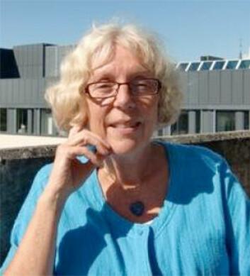 Sidsel Lied mener at minnematerialet underbygger selve formålsparagrafen for den norske skolen. (Foto: Høgskolen i Hedmark)