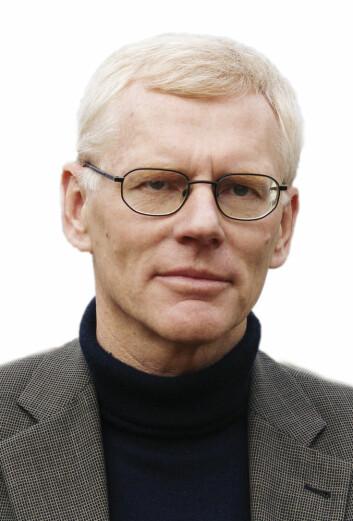 Verst siden krigen, men de idémessige koblingene mellom den og terroraksjonen glemmes, ifølge Hans Lödén. (Foto: Karlstads universitet)