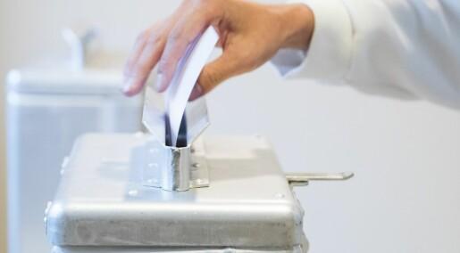 Flere innvandrere stemte ved stortingsvalget i 2017