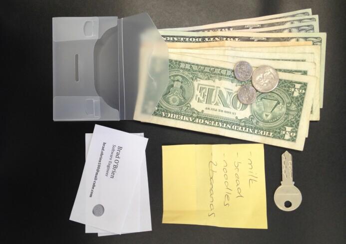 Forskerne økte pengebeløpet for å se om fristelsen til å beholde lommeboka ble større. Men mer penger førte bare til at enda flere kontaktet den rettmessige eieren. (Foto: Christian Zünd)