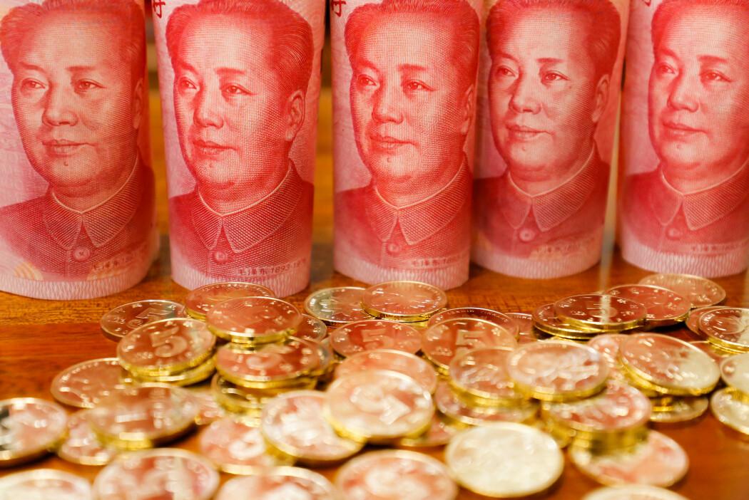 Verdens befolkning blir stadig eldre. I dag er det 1,5 milliarder pensjonister i hele verden. Om tre tiår øker antallet til over 2 milliarder. Et flertall av dem vil ha krav på opparbeidede pensjoner. Mange skal ha pengene i kinesiske yuan. (Foto: humphery / Shutterstock / NTB scanpix)