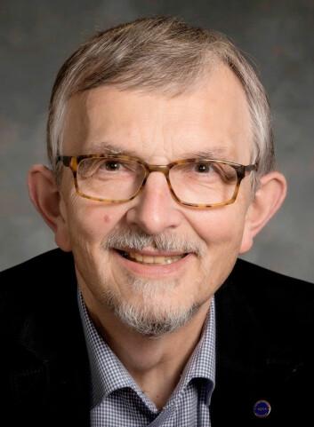 Joensen har vært rektor på Færøyenes universitet i to perioder, og har også være professor i etnologi ved Universitetet i Bergen. (Foto: Fróðskaparsetur Føroya)