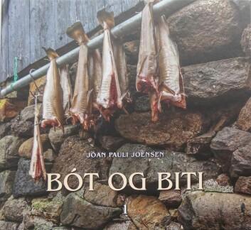Jóan Pauli Joensen markerte 70-årsdagen med to bind om færøyske mattradisjoner.