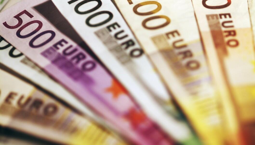 Norge har et brutto nasjonalprodukt (BNP) som ligger 50 prosent høyere per innbygger enn gjennomsnittet ellers i Europa, viser foreløpige tall. (Illustrasjonsbilde: B.Stefanov, Shutterstock, NTB scanpix)