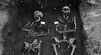 Skjeletter avslører matvanene til middelalderens osloborgere
