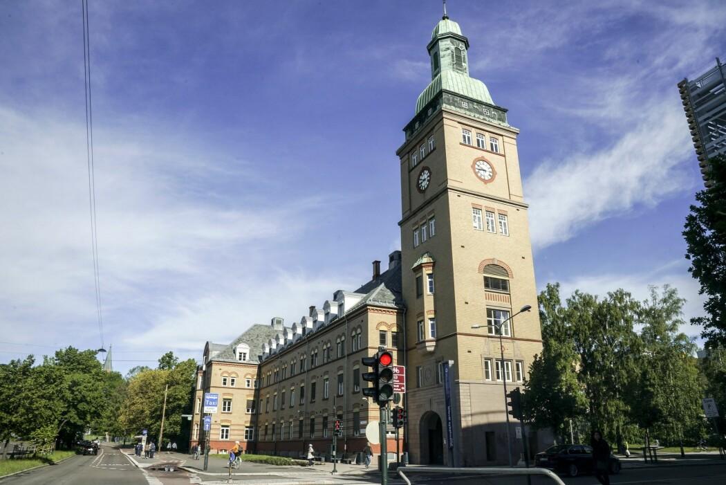 Mandag møtes sykehusledelsen ved Oslo universitetssykehus til et ekstraordinært styremøte. (Foto: Heiko Junge, NTB scanpix)