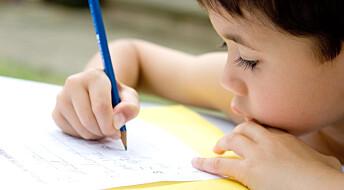 – Nei, det er ikke på tide med fleksibel skolestart