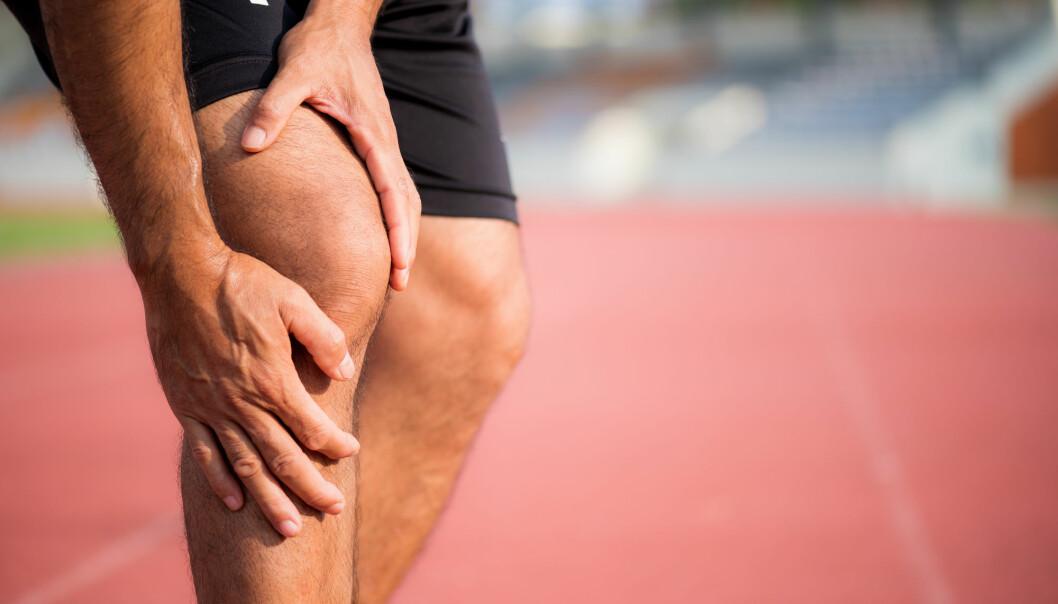 Det har lenge vært lite kunnskap om langtidsprognosene for pasienter med skade på leddbrusken og det har vært lite enighet om hva som er den beste behandlingsmetoden, ifølge forsker bak ny studie. (Foto: siam.pukkatom Shutterstock, NTB scanpix)