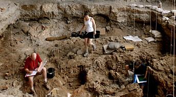 Storslagent gravritual i steinalderen