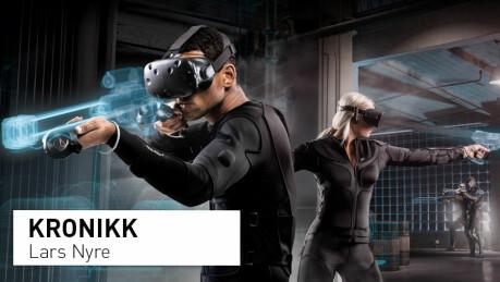 13d328fe778 Tør du å ta på deg VR-drakta?