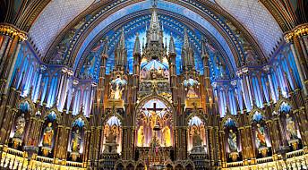 Notre-Dame var eit kraftsenter for komposisjon av fleirstemt song i mellomalderen