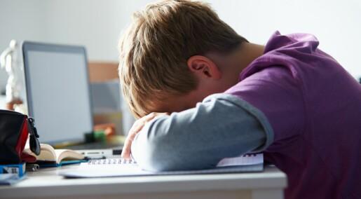 Ny studie: Skolebarn har godt av å ta en blund i løpet av formiddagen
