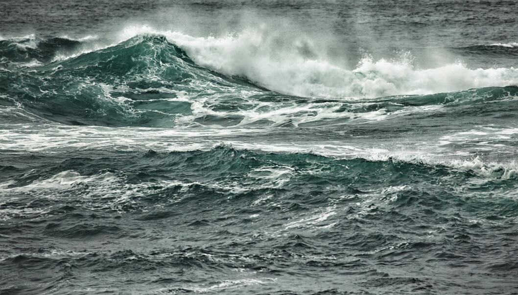 For å kunne forutse hvordan bølger utvikler seg, må man også vite hvordan de ser ut på «baksiden». (Illustrasjonsfoto: logoboom / Shutterstock / NTB scanpix)