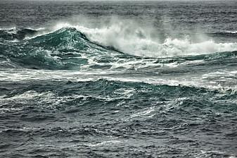 Bølgenes mørke bakside skal frem i lyset