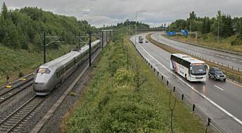 Veien – den nye jernbanen