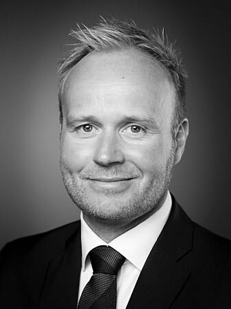 Svend Ulstein, spesialist i Ortopedisk kirurgi ved Akershus Universitetssykehus. (Foto: Ahus)