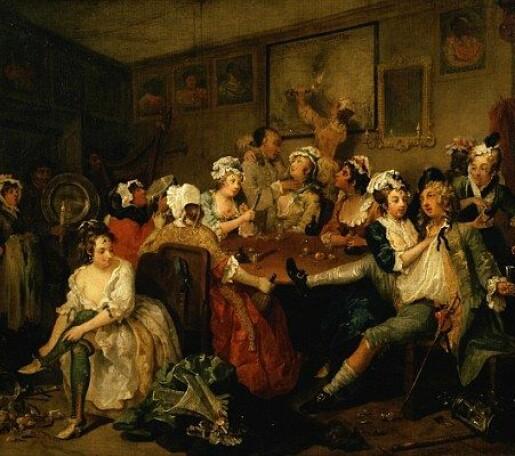 Toll-lister og 1700-tallet: den store norske karveeksporten