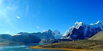 Isbreene i Himalaya krymper raskere enn før