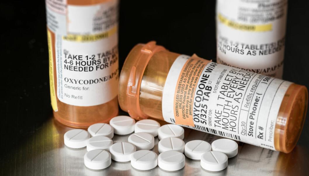 Flere overdoser i amerikanske familier med medisiner i hjemmet